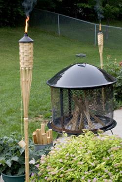 Superior Garden Torch Candles